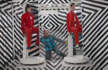 OK GO vuelven a sorprender con su nuevo videoclip