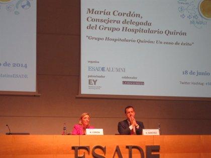 Quirón atribuye a la crisis el impulso para su macrofusión con IDCsalud