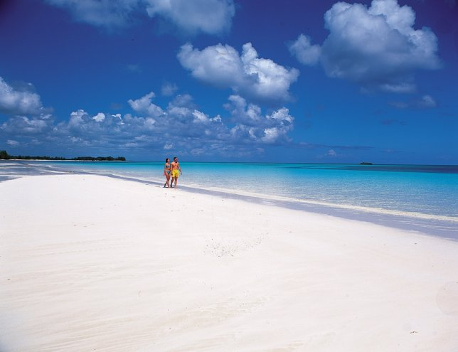 Playa Paradisiaca.