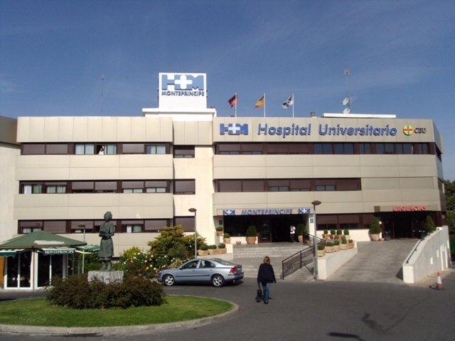 HM Universitario Montepríncipe