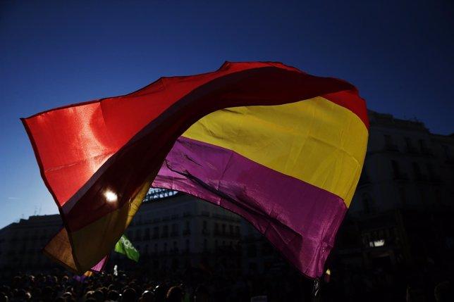 Bandera republicana española