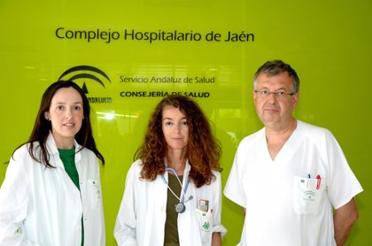 Un congreso nacional de aparato digestivo premia una investigación sobre pancreatitis del Hospital de Jaén