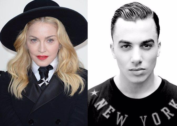 Timor Steffens el nuevo novio yogurín de Madonna