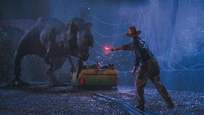 Jurassic Park: Antes y después del CGI