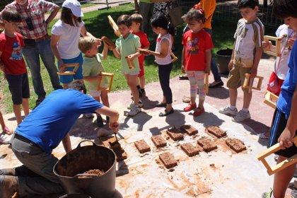 Las I Jornadas de Arqueología en Familia cierran este sábado el programa de la Córdoba romana