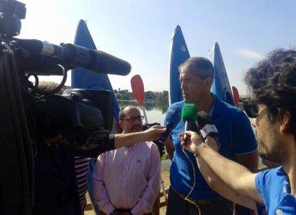 El lago de Proserpina de Mérida será escenario del Fin de Semana de los Lagos Extremeños