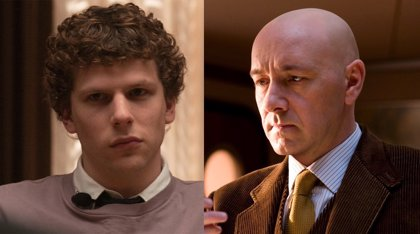 Lex Luthor no será calvo en Batman v Superman