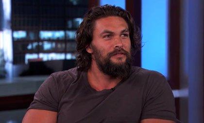 Jason Momoa habla de Aquaman en Batman v Superman