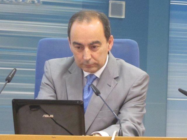 El consejero de Educación, Miguel Ángel Serna