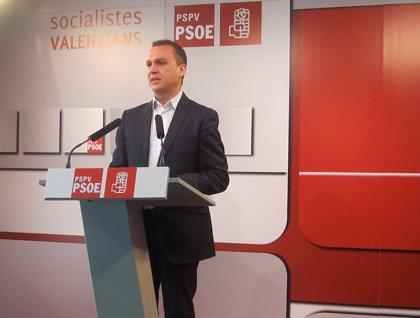 """Romeu dice que el 60% del PSPV apoya a Madina y que Puig está """"en minoría"""" al respaldar """"en silencio"""" a Sánchez"""