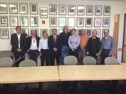 El IRTA y la Universidad de California colaboraran en la eficiencia del agua