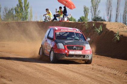 El Real Automóvil Club Circuito Guadalope organiza el III Slalom Mixto MotorLand Aragón