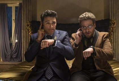 Corea del Norte VS 'The Interview'
