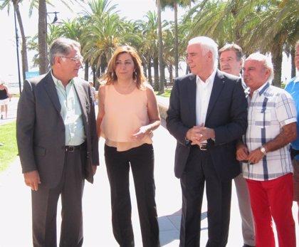 """Díaz tacha de """"muy injusta"""" la reforma fiscal, que el Gobierno ha aprobado """"sin consenso"""""""