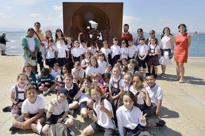 CANTABRIA.-Santander.- El colegio Kostka pone en marcha una herramienta interactiva con información de interés del Frente Marítimo