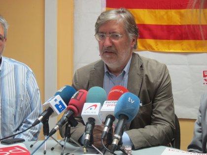 Este lunes se constituye la plataforma de apoyo a Pérez Tapias en Ciudad Real