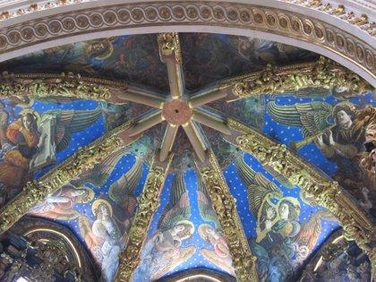 Más de dos millones de personas contemplan los frescos de los ángeles músicos de la Catedral hallados en 2004