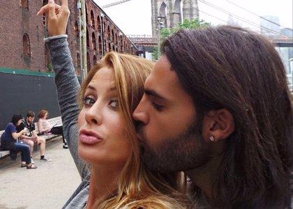 Elisabeth Reyes y Sergio Sánchez: aventurera luna de miel en América