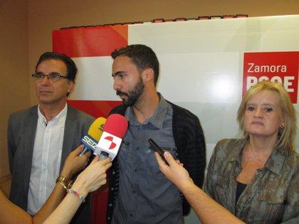 """Sotillos reclama en Zamora """"refundar"""" el partido para que vuelva a ser una """"herramienta de la ciudadanía"""""""