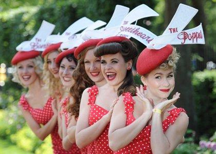 El Royal Ascot: la cita de los sombreros más impresionantes del mundo