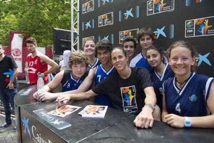 El baloncesto navarro se vuelca con Plaza 2014
