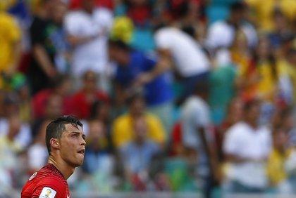 Cristiano, todo o nada en el Amazonas