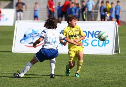 Levante-Villarreal y UE Cornellà-Celta, semifinales de la Final Nacional de la Danone Nations Cup 2014
