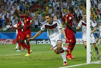 Ghana desactiva la maquinaria alemana