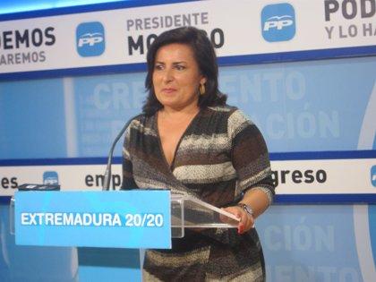 """El PP de Extremadura califica de """"profundamente social"""" la reforma fiscal del Gobierno"""