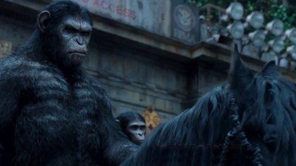 Nuevo clip de 'El amanecer del planeta de los simios'