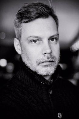 El escritor Joakim Zander