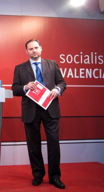 El PSPV preguntará al Ministerio de Cultura sobre el acuerdo con el Ayuntamiento sobre El Cabanyal