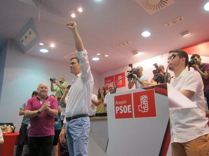 """Pedro Sánchez (PSOE) afirma que la reforma fiscal del PP pone """"en riesgo"""" el estado de bienestar"""