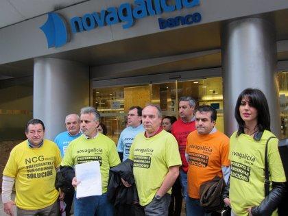 El BNG propone en el Congreso que los bancos no puedan ejecutar la hipoteca a sus preferentistas
