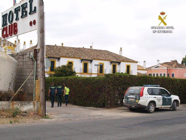 Cinco detenidos por explotar a mujeres en clubes de alterne de Sevilla