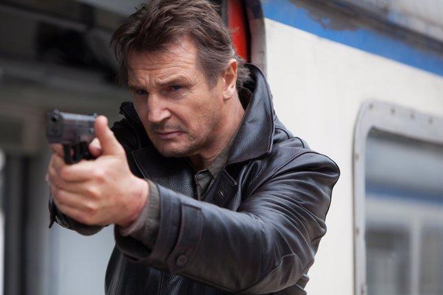 Liam Neeson en 'Venganza 2'