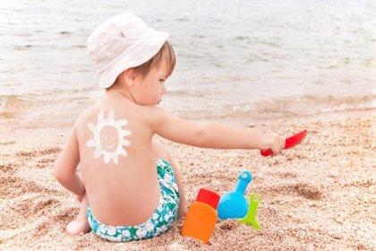 Trucos para proteger a los niños del sol
