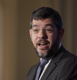 El secretario de Estado de Energía, Alberto Nadal