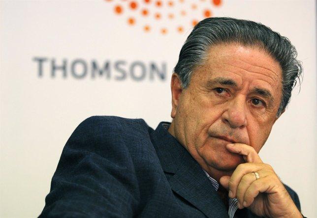 Ex presidente de Argentina Eduardo Duhalde