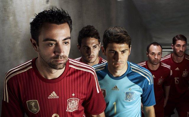 Selección Española de Fútbol Adidas