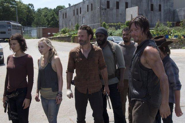 Diez pistas de la quinta temporada de The Walking Dead