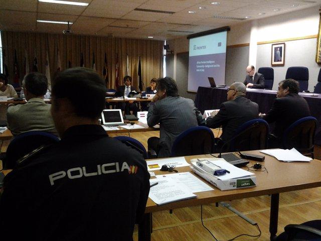 Jornadas África-Comunidad de Inteligencia FRONTEX