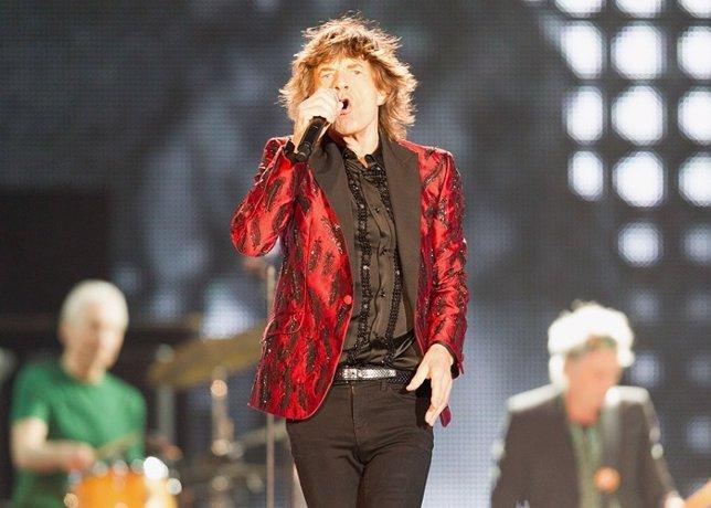 Los Rolling Stones preparados para arrasar Madrid