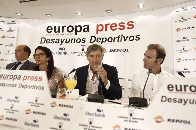 Alejandro Valverde y Eusebio Unzúe