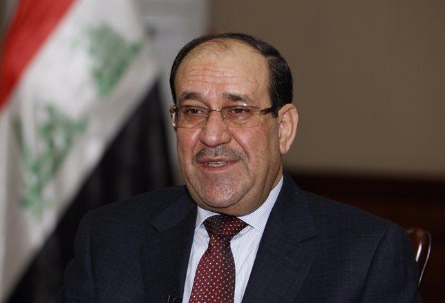 Nuri al Maliki, primer ministro de Irak