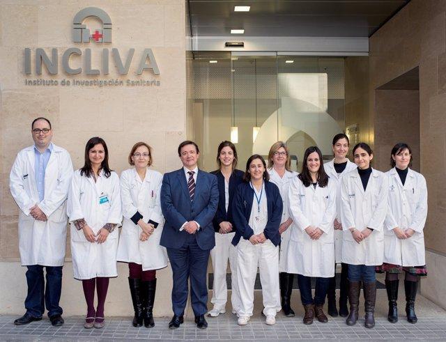 Una investigadora de Incliva recibe el primer premio del Consorcio WIN en París