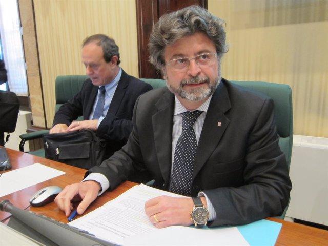 El secretario de Universidades e Investigación, Antoni Castellà.