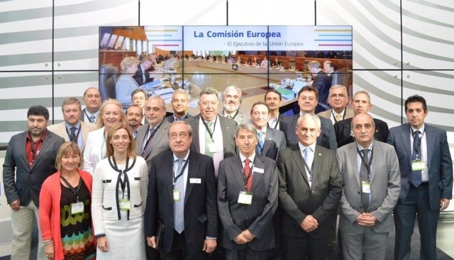 Delegación empresarial