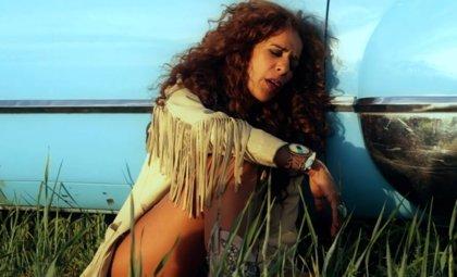 Rosario Flores estrena el videoclip de Tu Libertad