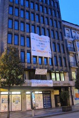 Edificio de Sedes en Oviedo